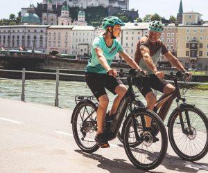 Trekingové a fitnes bicykle